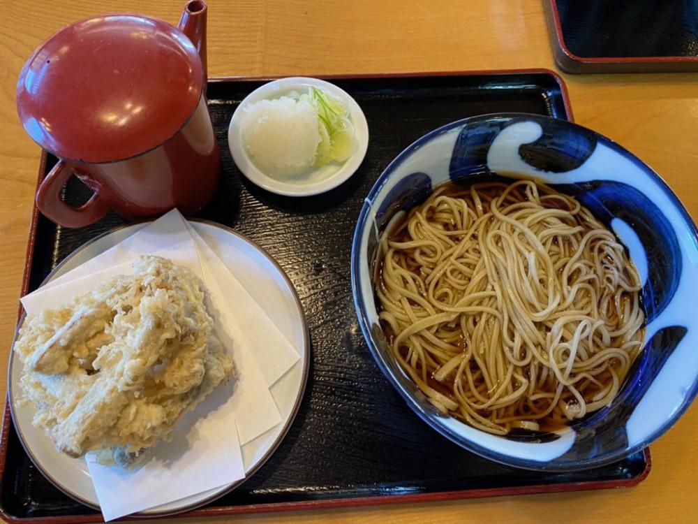 【十勝のオススメ】蕎麦と珈琲とケーキと(幕別町札内)